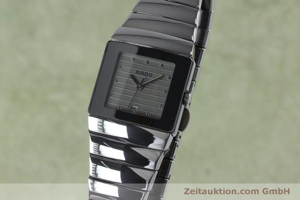 Used luxury watch Rado Sintra ceramic quartz Ref. 111.0333.3  | 151890 04