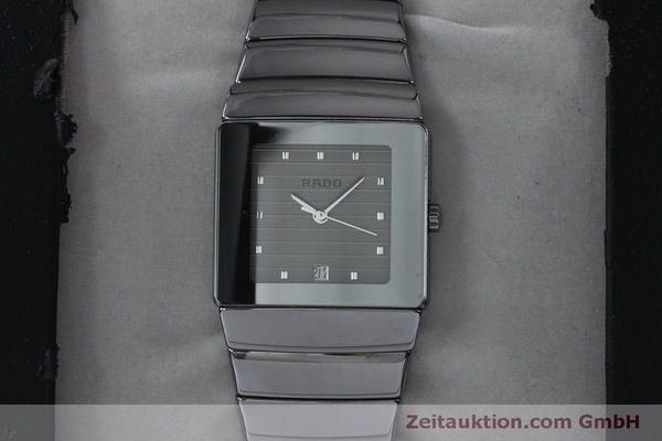 Used luxury watch Rado Sintra ceramic quartz Ref. 111.0333.3  | 151890 07