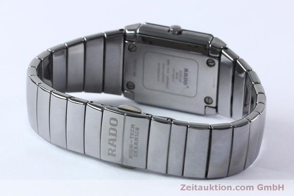 Used luxury watch Rado Sintra ceramic quartz Ref. 111.0333.3  | 151890 10