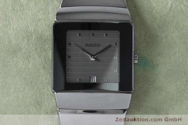 Used luxury watch Rado Sintra ceramic quartz Ref. 111.0333.3  | 151890 15