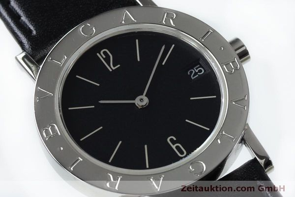 Used luxury watch Bvlgari Bvlgari steel quartz Kal. ETA 956412 Ref. BB30SLD  | 151893 02