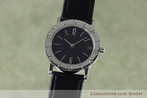 Used luxury watch Bvlgari Bvlgari steel quartz Kal. ETA 956412 Ref. BB30SLD  | 151893 04