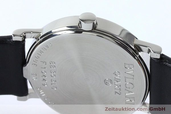 Used luxury watch Bvlgari Bvlgari steel quartz Kal. ETA 956412 Ref. BB30SLD  | 151893 08