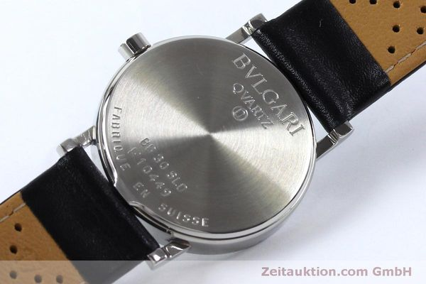 Used luxury watch Bvlgari Bvlgari steel quartz Kal. ETA 956412 Ref. BB30SLD  | 151893 09