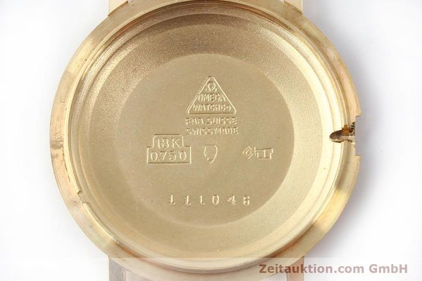 Used luxury watch Omega * 18 ct gold manual winding Kal. 620 VINTAGE  | 151896 10