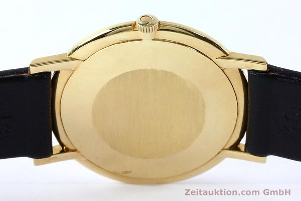 Used luxury watch Omega * 18 ct gold manual winding Kal. 620 VINTAGE  | 151896 11