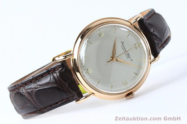 Used luxury watch IWC Portofino 18 ct gold manual winding Kal. 89 VINTAGE  | 151899 03