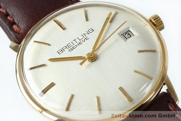 Used luxury watch Breitling * 18 ct gold automatic Kal. ETA 2472 Ref. 2615 VINTAGE  | 151903 02