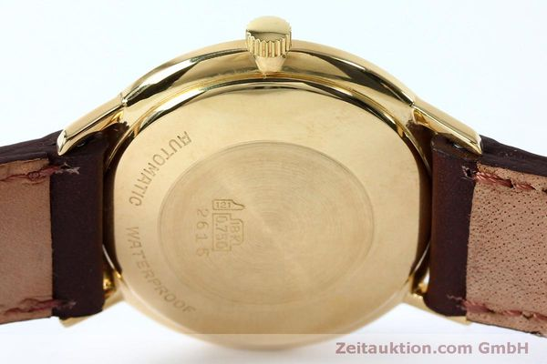 Used luxury watch Breitling * 18 ct gold automatic Kal. ETA 2472 Ref. 2615 VINTAGE  | 151903 11