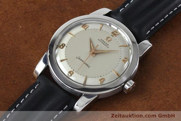 Used luxury watch Omega Seamaster steel automatic Kal. 354 VINTAGE  | 151907 01