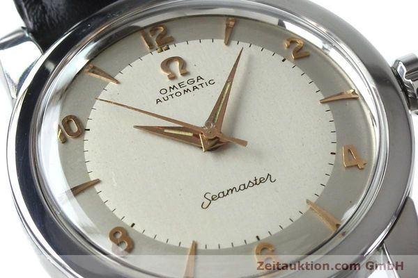 Used luxury watch Omega Seamaster steel automatic Kal. 354 VINTAGE  | 151907 02