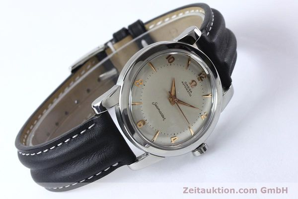 Used luxury watch Omega Seamaster steel automatic Kal. 354 VINTAGE  | 151907 03