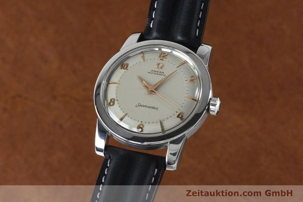 Used luxury watch Omega Seamaster steel automatic Kal. 354 VINTAGE  | 151907 04
