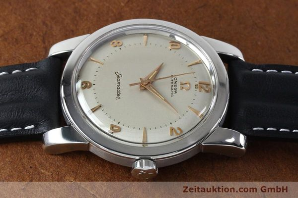 Used luxury watch Omega Seamaster steel automatic Kal. 354 VINTAGE  | 151907 05