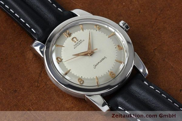 Used luxury watch Omega Seamaster steel automatic Kal. 354 VINTAGE  | 151907 14