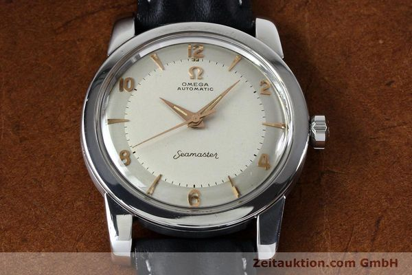 Used luxury watch Omega Seamaster steel automatic Kal. 354 VINTAGE  | 151907 15