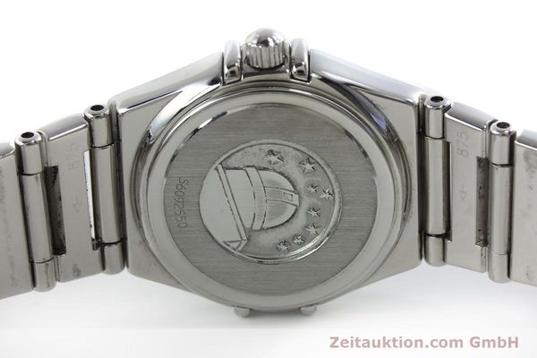 Used luxury watch Omega Constellation steel quartz Kal. 1456 Ref. 14657100  | 151912 09