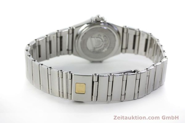 Used luxury watch Omega Constellation steel quartz Kal. 1456 Ref. 14657100  | 151912 10