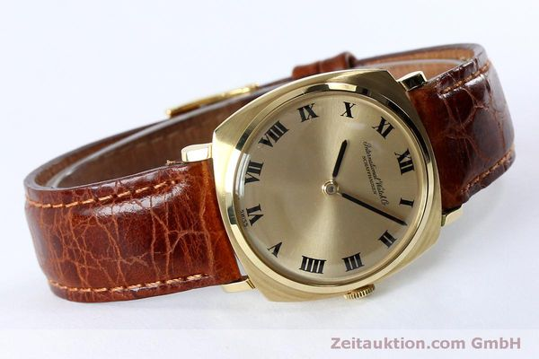 Used luxury watch IWC * 18 ct gold manual winding Kal. 422 Ref. 1418 VINTAGE  | 151913 03