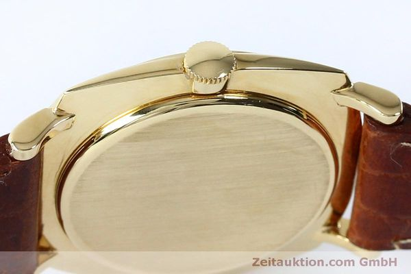 Used luxury watch IWC * 18 ct gold manual winding Kal. 422 Ref. 1418 VINTAGE  | 151913 08