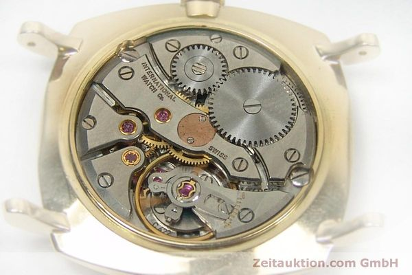 Used luxury watch IWC * 18 ct gold manual winding Kal. 422 Ref. 1418 VINTAGE  | 151913 09