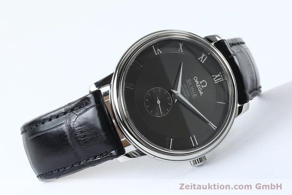 Used luxury watch Omega De Ville steel automatic Kal. 2202A Ref. 48134001  | 151917 03