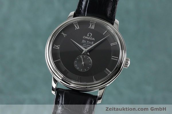 Used luxury watch Omega De Ville steel automatic Kal. 2202A Ref. 48134001  | 151917 04
