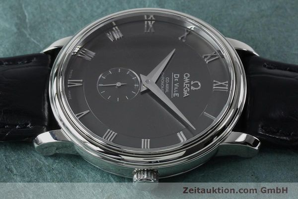 Used luxury watch Omega De Ville steel automatic Kal. 2202A Ref. 48134001  | 151917 05