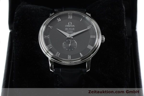 Used luxury watch Omega De Ville steel automatic Kal. 2202A Ref. 48134001  | 151917 07