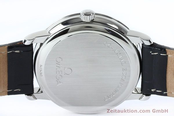 Used luxury watch Omega De Ville steel automatic Kal. 2202A Ref. 48134001  | 151917 11