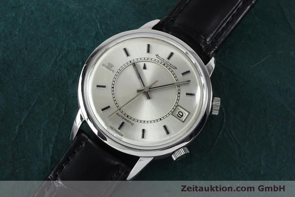 Used luxury watch Jaeger Le Coultre Memovox steel automatic Kal. 916 Ref. 675.42 VINTAGE  | 151920 01
