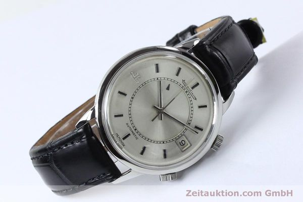 Used luxury watch Jaeger Le Coultre Memovox steel automatic Kal. 916 Ref. 675.42 VINTAGE  | 151920 03
