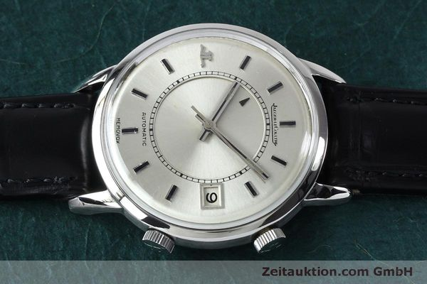 Used luxury watch Jaeger Le Coultre Memovox steel automatic Kal. 916 Ref. 675.42 VINTAGE  | 151920 05