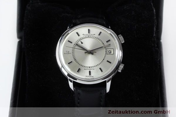 Used luxury watch Jaeger Le Coultre Memovox steel automatic Kal. 916 Ref. 675.42 VINTAGE  | 151920 07