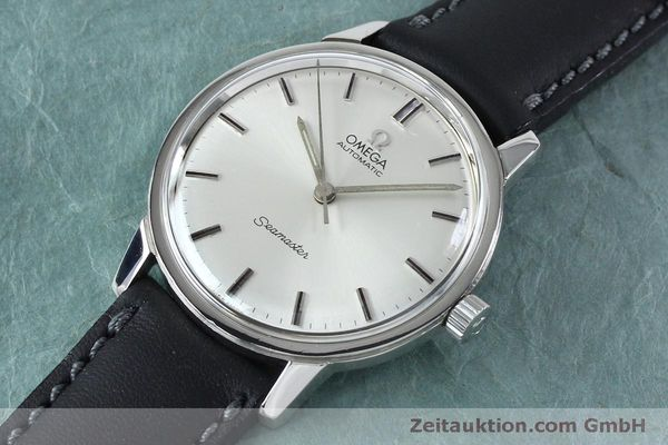Used luxury watch Omega Seamaster steel automatic Kal. 552 VINTAGE  | 151930 01