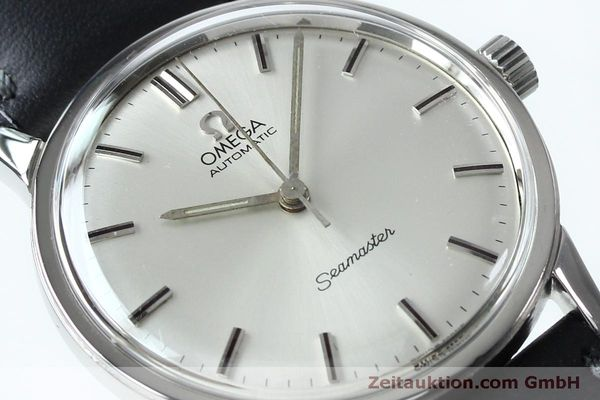 Used luxury watch Omega Seamaster steel automatic Kal. 552 VINTAGE  | 151930 02