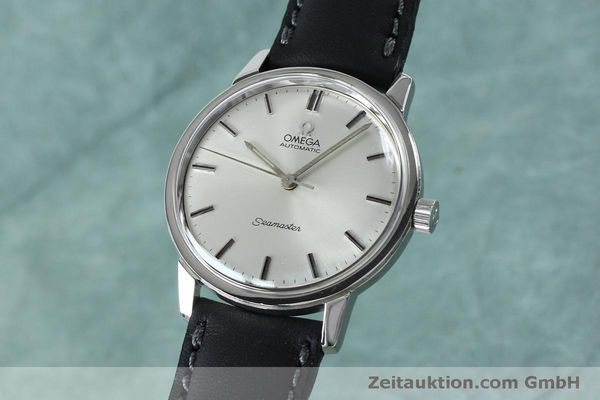 Used luxury watch Omega Seamaster steel automatic Kal. 552 VINTAGE  | 151930 04