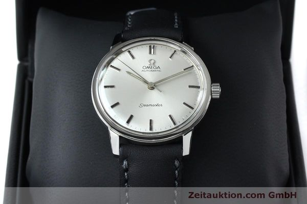 Used luxury watch Omega Seamaster steel automatic Kal. 552 VINTAGE  | 151930 07