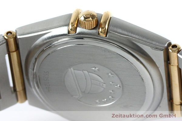 Used luxury watch Omega Constellation steel / gold quartz Kal. 1456  | 151936 08
