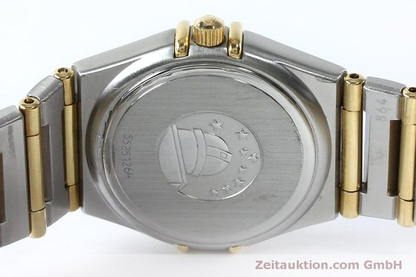 Used luxury watch Omega Constellation steel / gold quartz Kal. 1456  | 151936 10
