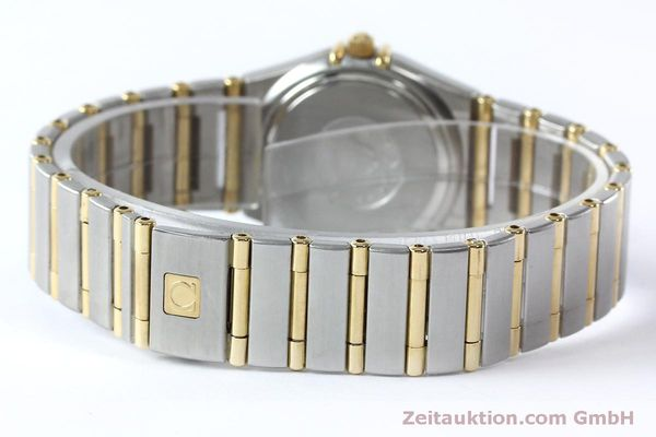 Used luxury watch Omega Constellation steel / gold quartz Kal. 1456  | 151936 11