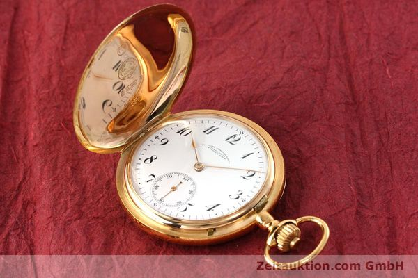 Used luxury watch A. Lange & Söhne DUF 14 ct red gold manual winding Kal. 41  | 151938 01
