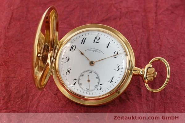 Used luxury watch A. Lange & Söhne DUF 14 ct red gold manual winding Kal. 41  | 151938 04