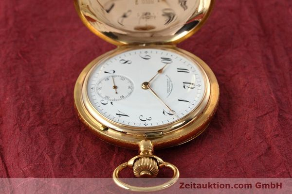 Used luxury watch A. Lange & Söhne DUF 14 ct red gold manual winding Kal. 41  | 151938 05