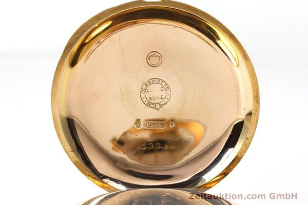 Used luxury watch A. Lange & Söhne DUF 14 ct red gold manual winding Kal. 41  | 151938 09