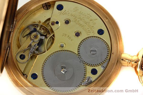 Used luxury watch A. Lange & Söhne DUF 14 ct red gold manual winding Kal. 41  | 151938 10
