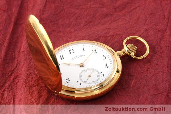Used luxury watch A. Lange & Söhne DUF 14 ct red gold manual winding Kal. 41  | 151938 17