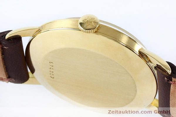 Used luxury watch Zenith * 18 ct gold manual winding Kal. 126-5-6 VINTAGE  | 151943 08