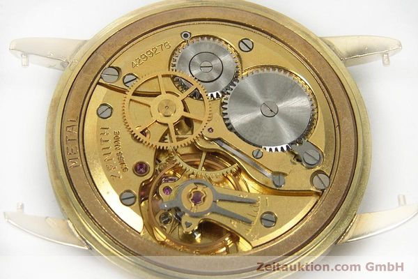 Used luxury watch Zenith * 18 ct gold manual winding Kal. 126-5-6 VINTAGE  | 151943 09