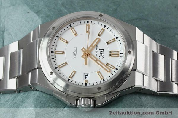 Used luxury watch IWC Ingenieur steel automatic Kal. 30110 Ref. 3239  | 151954 05